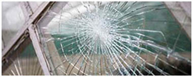 Conisbrough Smashed Glass